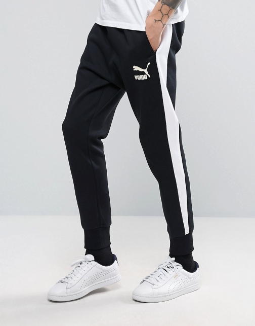 Puma Archive Joggers Black Trouser