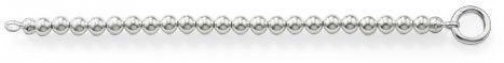 Thomas Sabo Special Addition Silver Bead Bracelet