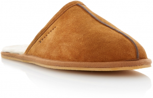 Dune Men's Dune Flintoffwarm Slip On Casual Slipper