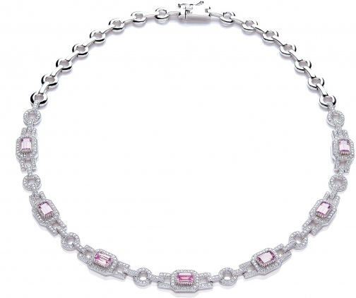 Bouton Stone Links Collar