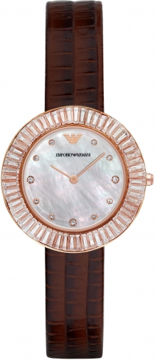 Emporio Armani AR7433 Ladies Strap Watch