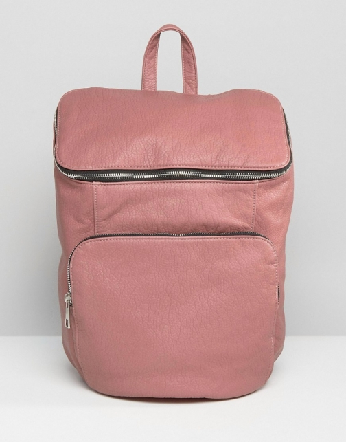 Asos Grungy Washed Backpack