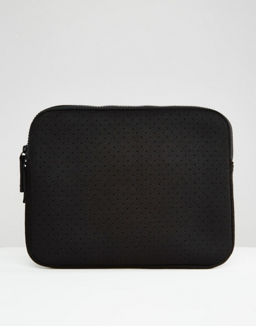 Asos Ipad Perforated Scuba Case