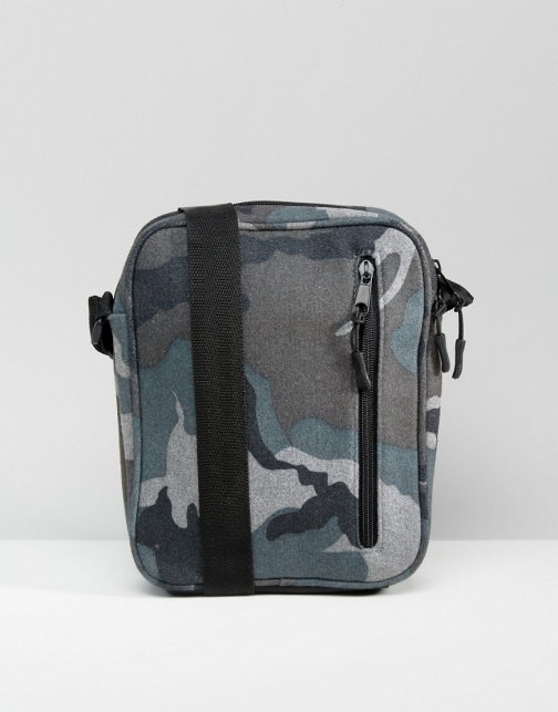 Asos Flight Camo Melton Bag