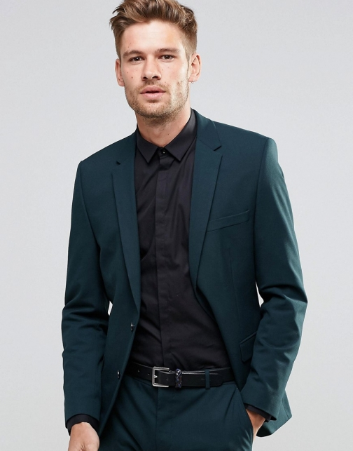 Selected Homme Slim Fit With Stretch Suit Jacket
