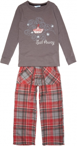 House Of Fraser Minijammies Boys Set Pyjama