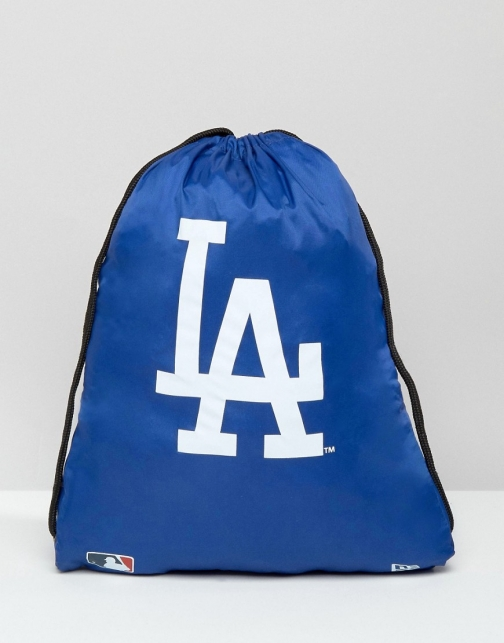 New Era LA Drawstring Backpack