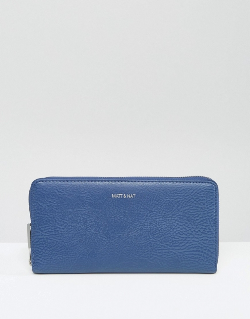 Matt & Nat Zip Around Wallet