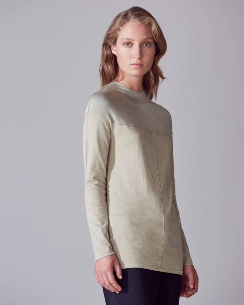 Jigsaw Pearl High Knit Collar