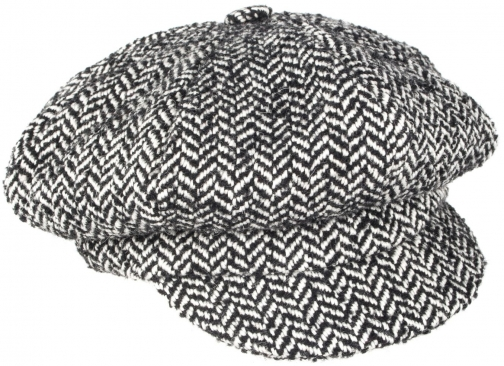 Dents Women`s Tweed Baker Boy Hat