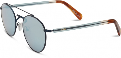 Toms Jarrett Matte Powder Blue Sunglasses
