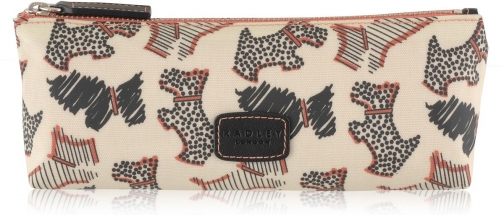 Radley London Fleet Street Zip Pencil Case