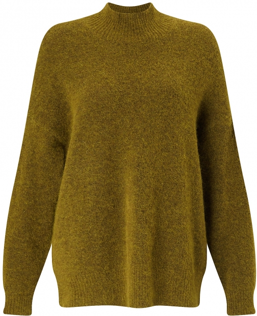 Jigsaw Soft Stretch Mohair Sweater Sweatshirt