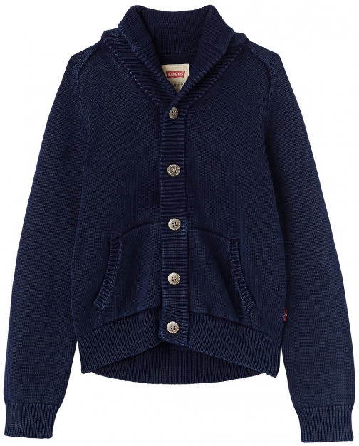 Levi's Boys Cotton Cardigan