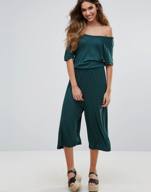 Asos First & I Waisted Jumpsuit
