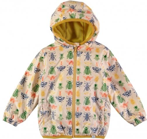House Of Fraser Rockin' Baby Boys Bug Print Rain Mac Coat