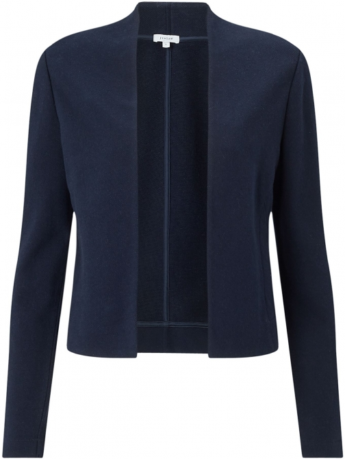 Jigsaw Edge To Edge Jersey Jacket