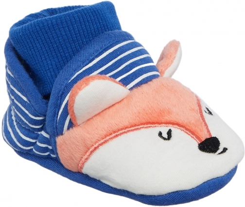 Joules Boys Fox Slipper