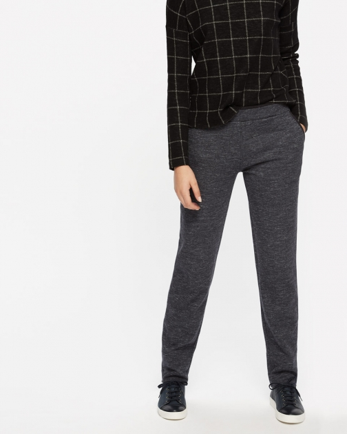 Jigsaw Herringbone Jersey Joggers Athletic Pant