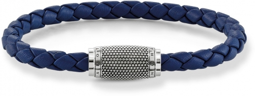 Thomas Sabo Plaited Relief Unity Bracelet