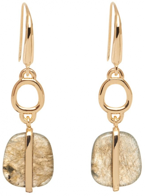 Lola Rose LRJ581226 Bassa Loop Earring