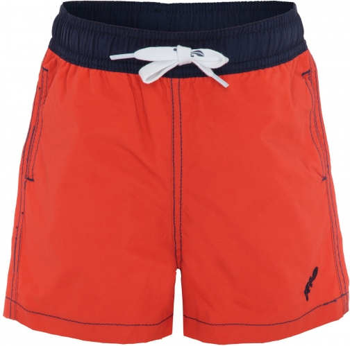 House Of Fraser Platypus Australia Boys UPF50+ Lobster Catch Swim Short