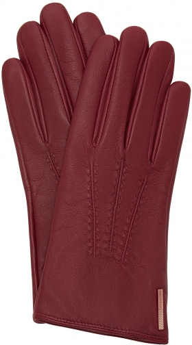 Ted Baker Hollis Metallic Bar Leather Glove