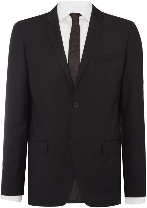 Calvin Klein Men's Calvin Klein Tate Wool Suit Jacket