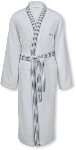 Calvin Klein Riviera Bath Robe Slipper