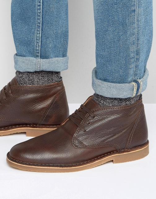 Selected Homme New Royce Leather Warm Boot