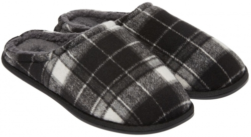 Howick Men's Howick Check Slip On Slipper