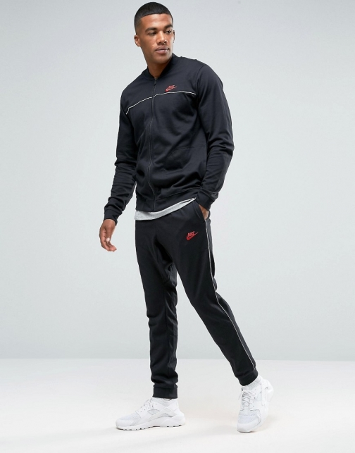 Nike Set Black 804308-010 Tracksuit