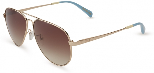 Toms Maverick 301 Yellow Gold Eyewear