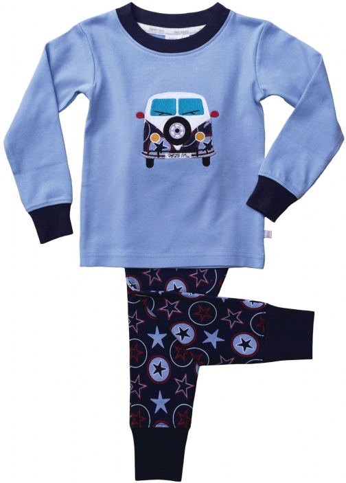 House Of Fraser Mini Vanilla Boys Comfy Fit Pyjama