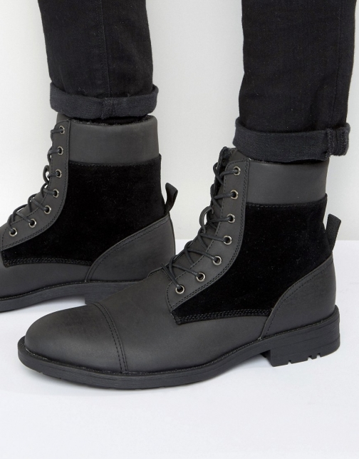 D-struct Borg Lined Boot