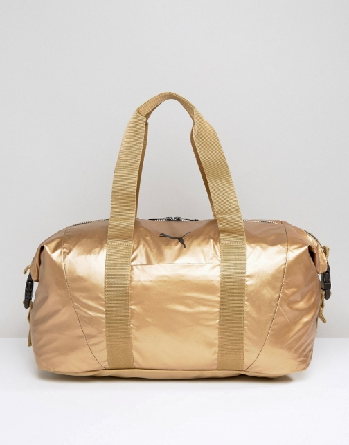Puma Fit AT Workout GOLD Bag