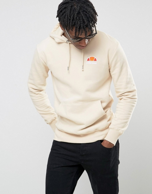 Ellesse With Small Logo Hoodie
