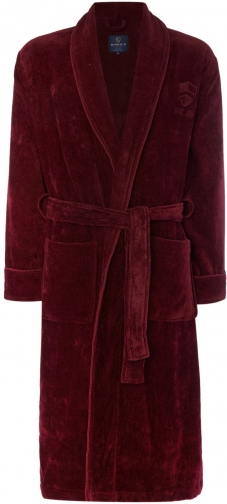 Howick Men's Howick Classic Towelling Dressing Gown