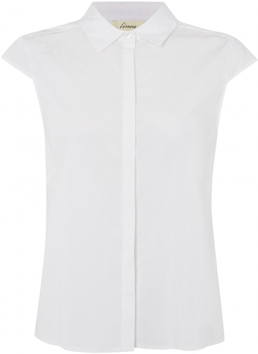 Linea Pleat Back Shirt