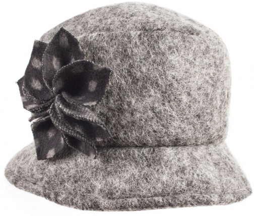 Dents Women`s Marl Wool Bucket Hat