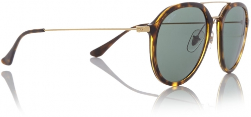 Ray-ban Havana Square RB4253 Sunglasses