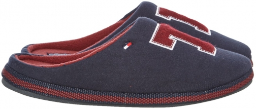 Tommy Hilfiger Men's Tommy Hilfiger Large Logo Slipper