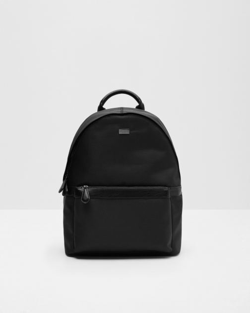 Ted Baker Nylon Black Backpack