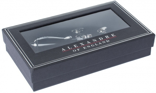 House Of Fraser Alexandre Of England Pen Set Cufflink