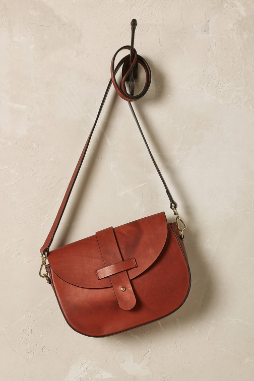 Anthropologie Umbria Saddle Bag