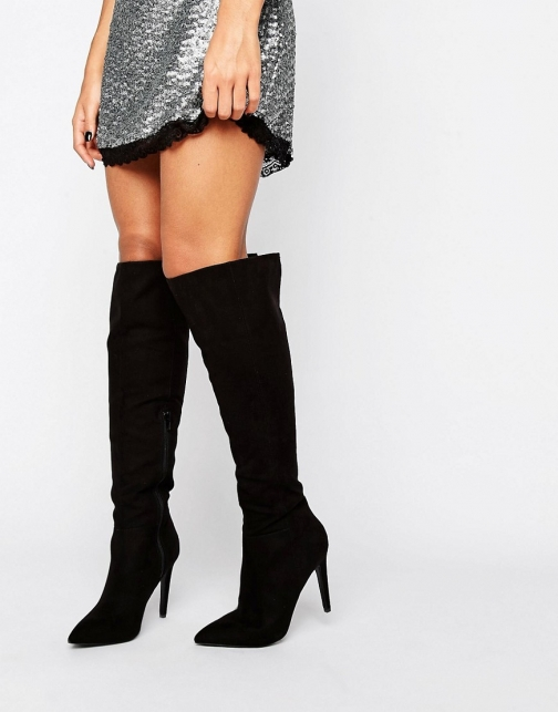 Little Mistress Knee Boot