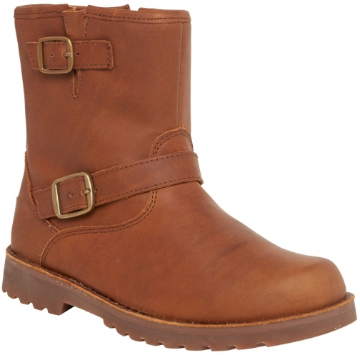 Ugg Australia UGG Girls Buckle Biker Boot