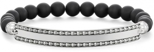 Thomas Sabo Skull Love Bridge Bracelet