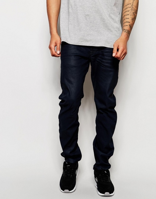 G-star Arc 3D Slim Fit Stretch Dark Aged Wash Jeans