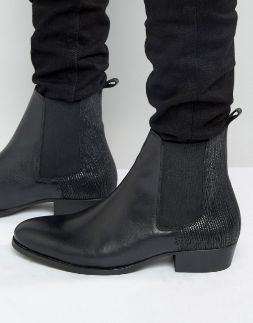 House Of Hounds Keats Leather Chelsea Boot